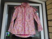 Куртка ветровка возраст на 5-7 лет